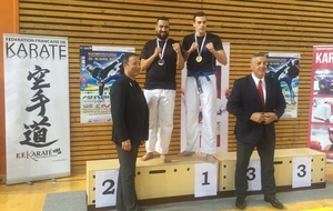 Brahim vice champion de france 2017
